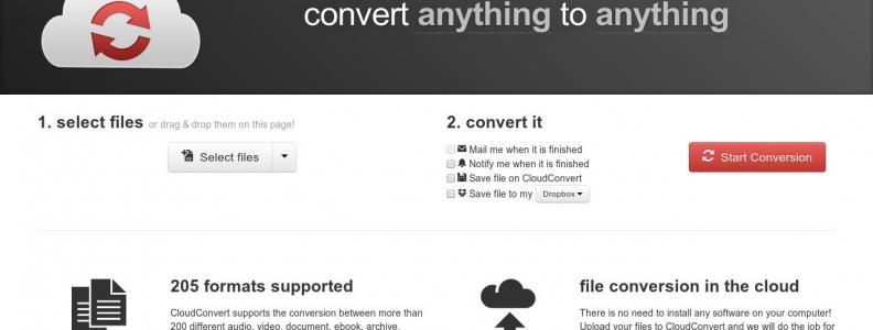 Startup – CloudConvert